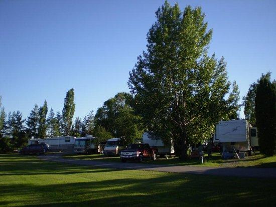 Columbia Falls, MT: Full Hook Up Sites