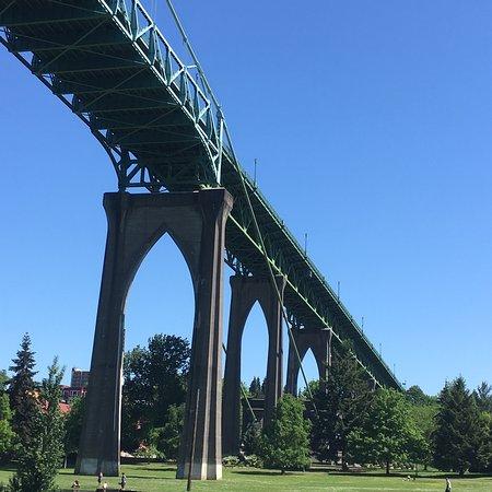 Bilde fra Cathedral Park