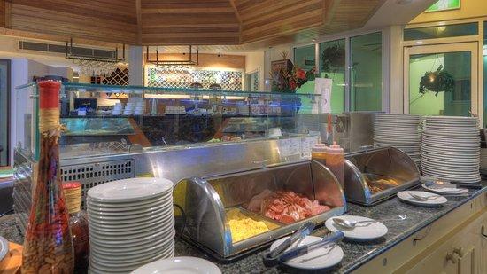 Cairns Sheridan Hotel: Restaurant