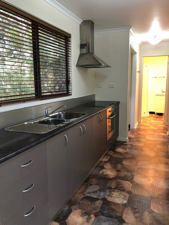 Saltwater River, Avustralya: Fully equipped kitchen including fridge, oven and microwave