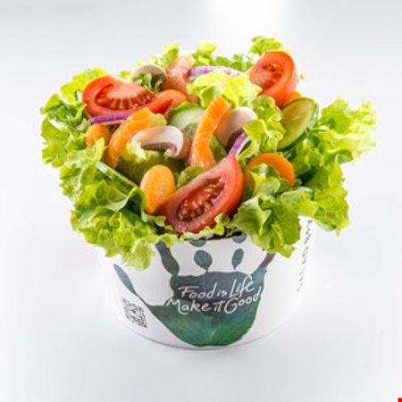 Salad Box Brick Lane: Alaska Salad