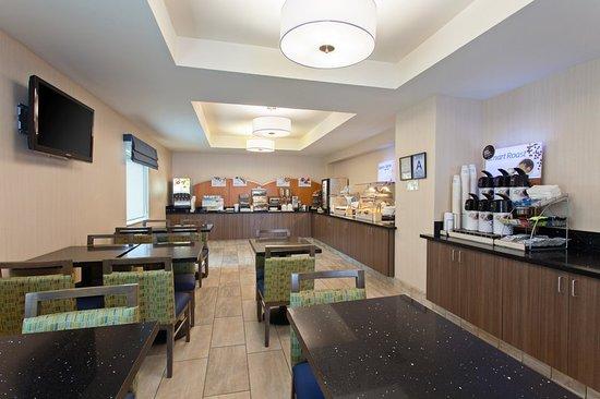 Colton, CA: Restaurant