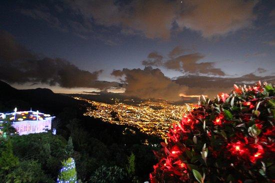 Mount Monserrate: vista