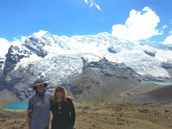 Viaggio di 2 giorni alla Montagna Arcobaleno da Cusco: Ausangate Glacier Lakes