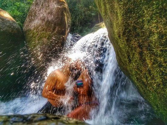 Cachoeira do Mancha