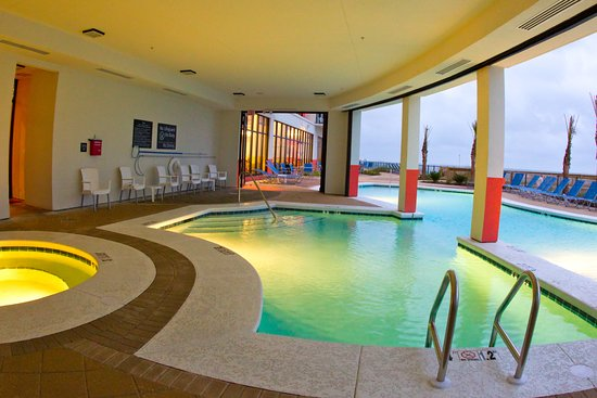 Hampton Inn & Suites Orange Beach: Outdoor Pool