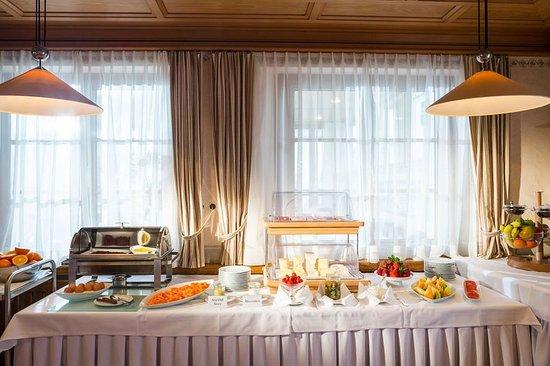 Triesen, Liechtenstein: Restaurant