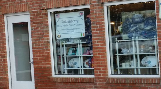 Visit Goldenberry in Wilton, 5 River Rd, next to TomEtoes Pizza