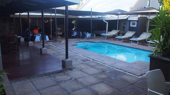 Kakamas, Südafrika: Vergelegen Guesthouse and Restaurant
