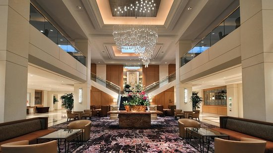 Hilton Los Angeles Airport: Lobby
