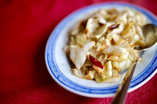 Chinese Garden Restaurant: 炝炒圆白菜