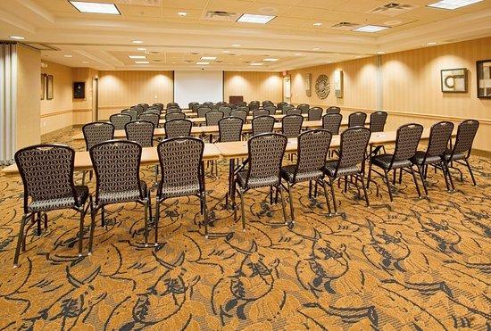 Hastings, Νεμπράσκα: Meeting room