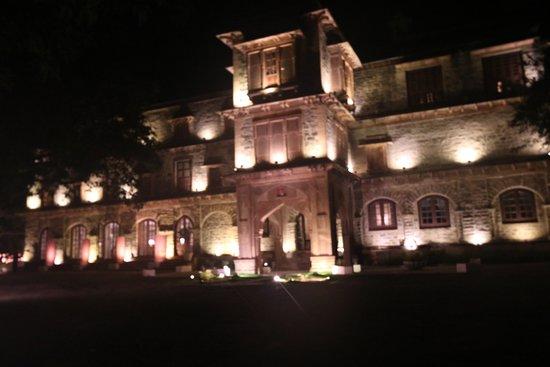 Palace Hotel: Majestic at Night