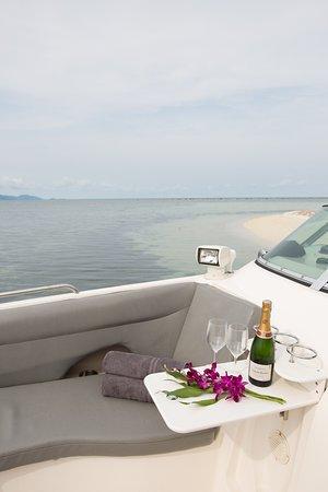 Private Escape Samui: 5 stars services on board
