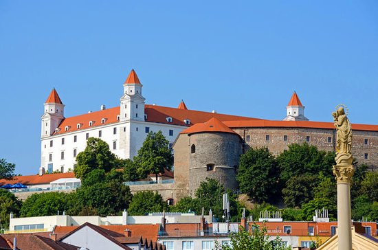 Bratislava City Tour with Optional...