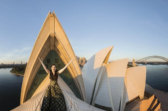 Opera Performance at the Sydney Opera...