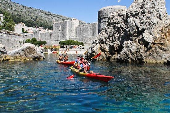 Dubrovnik, kayak y buceo de superficie