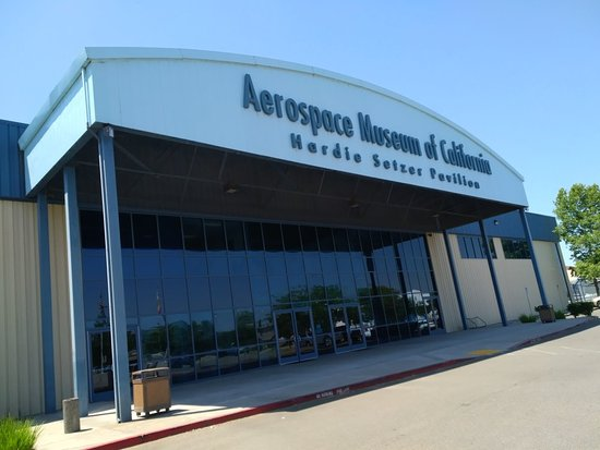 ‪Aerospace Museum of California‬