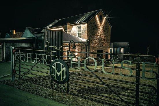 Medlow Bath, Australia: The Boiler House External Evening Shot