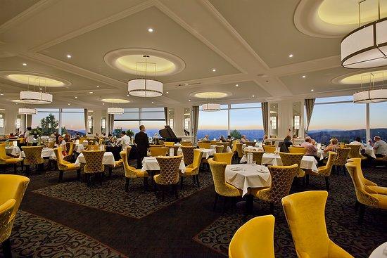 Medlow Bath, Australia: The Wintergarden Restaurant Interior