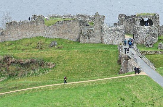 Urquhart Castle: Place