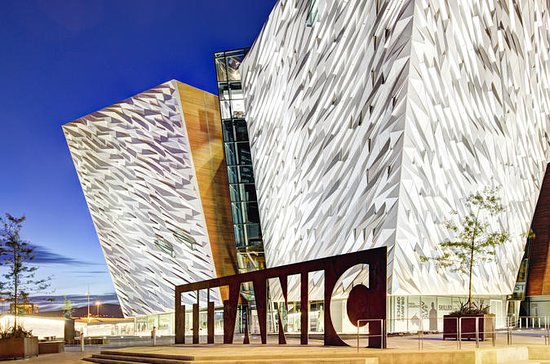 Giant's Causeway, Belfast Titanic