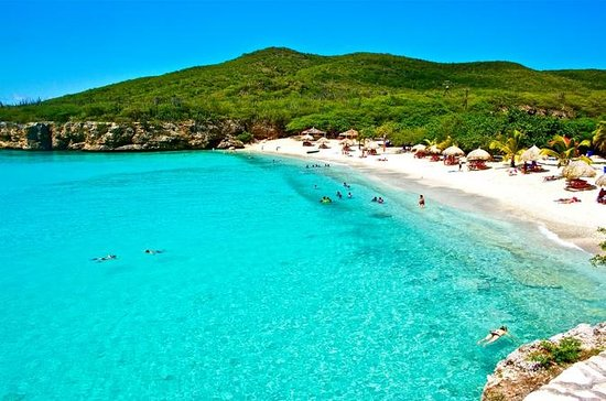 Full Day Beaches of Curacao Tour with...