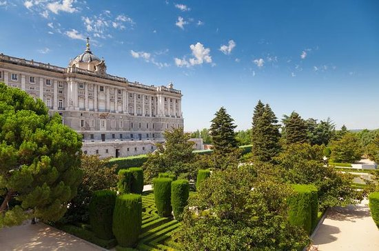 Royal Palace and Prado Museum Guided...