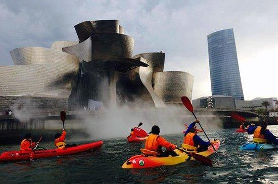 Bilbao en canoa