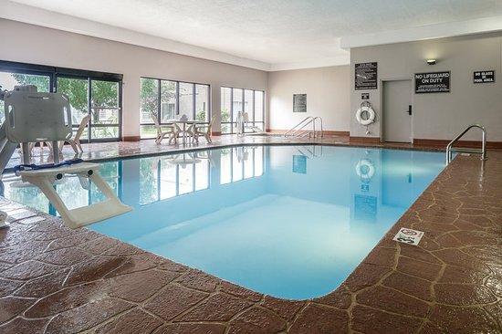 Coralville, Αϊόβα: Pool