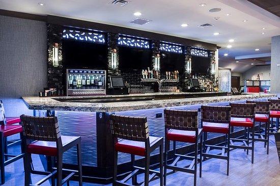 Coralville, Αϊόβα: Bar/Lounge