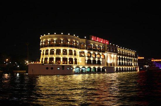 Nile Maxim Luxury dinner Cruise on ...