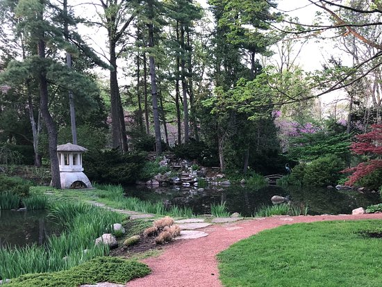 Fabyan Villa Museum & Japanese Garden: Japanese garden