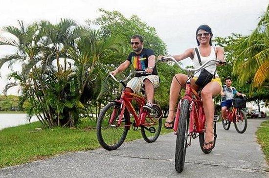Recorrido en bicicleta por Cartagena...