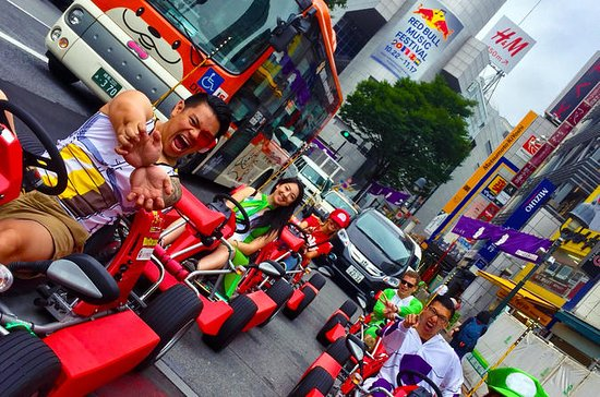 Go-Kart Street Tour Adventure with Guide - Akihabara
