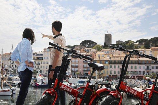 Tour guidato di Cannes E-Bike