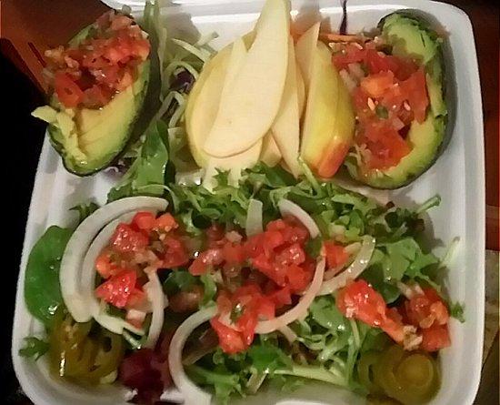 Rockdale, TX: Vegan options, totally Gluten Free restaurant!