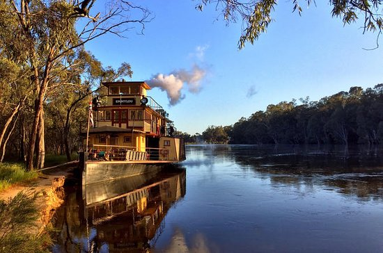 2-Night Upper Murray Wine & Eco Cruise