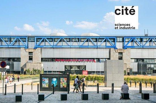 Bilhete de Ingresso Cité des Sciences...