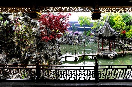 Suzhou Lion Forest Garden Admission...