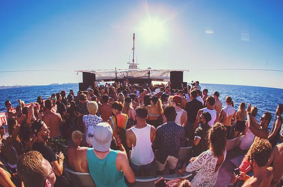 REVERB Sunset Boat Party avec Club...