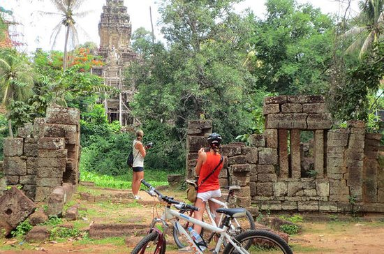 East Corner of Siem Reap: Rolous Group & Countryside