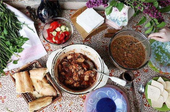 Enjoy a Traditional Georgian Cooking
