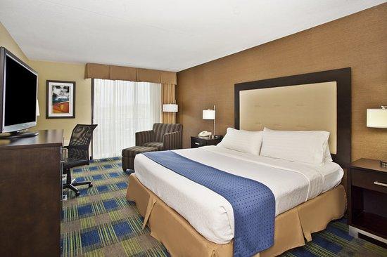 Holiday Inn Akron-Fairlawn: Guest room