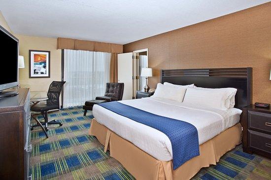 Holiday Inn Akron-Fairlawn: Suite