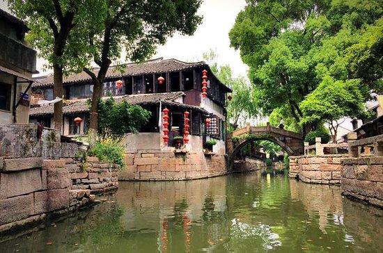 Suzhou & Luzhi Wasserstadt 1...