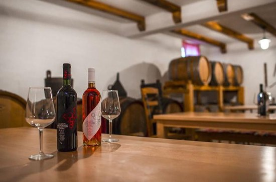 Wine routes of Dalmatian Hinterland and...