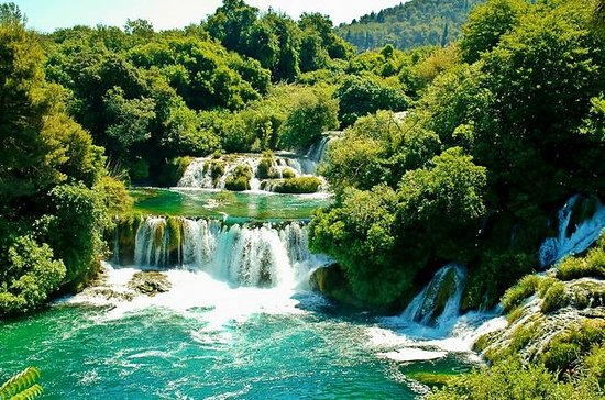 Krka Waterfalls & Skradin Tour