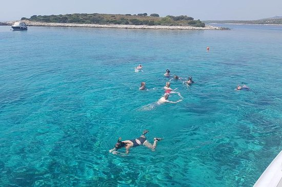 Blue cave and Hvar speedboat tour in...