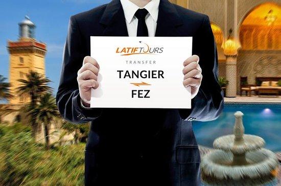 Private Transfer : Tangier - Fez